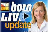 Boro Live - Tales from the Tomb; City Council candidate forum; man drives on the wrong side