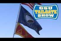 GA Southern tailgate show vs Ark St