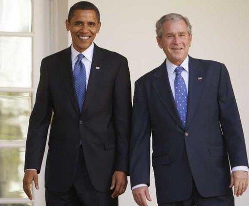 Bush Obama DCCD113 5714477