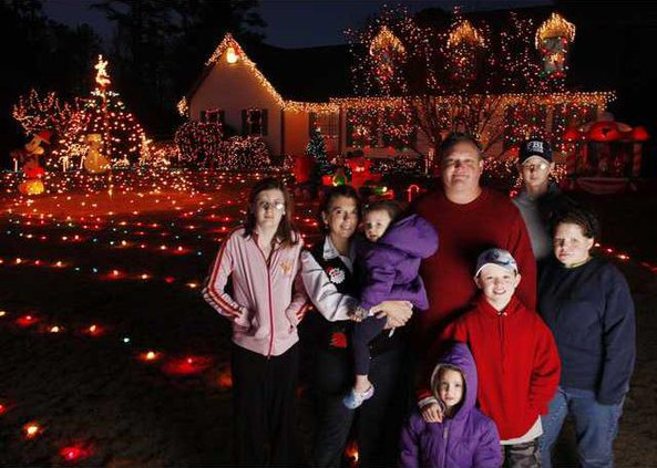 Family Bright Lights Heal
