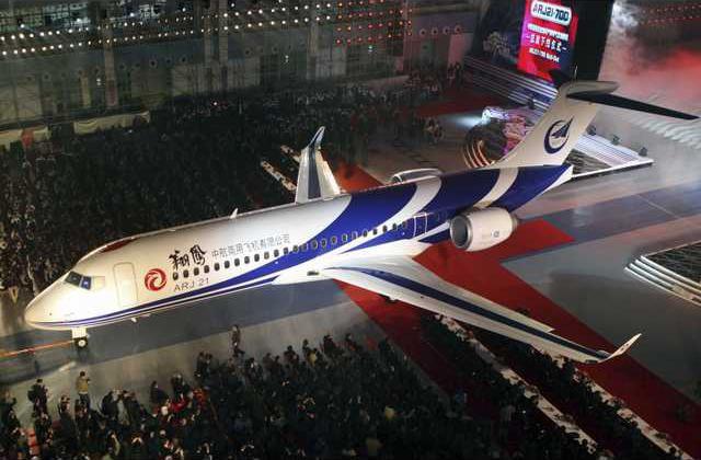 China Homegrown Jet 5102658