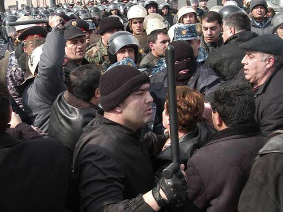 Armenia Election Pr 5649458