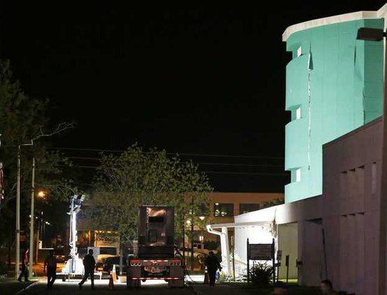 Florida Jail Explosio Heal