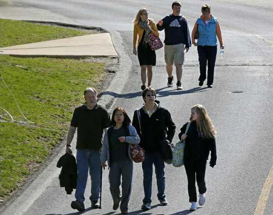 High School Stabbings Heal