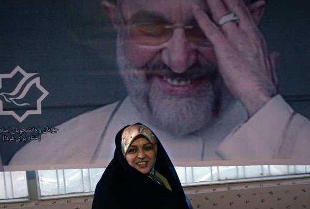 IRAN ELECTIONS XHS1 5464831