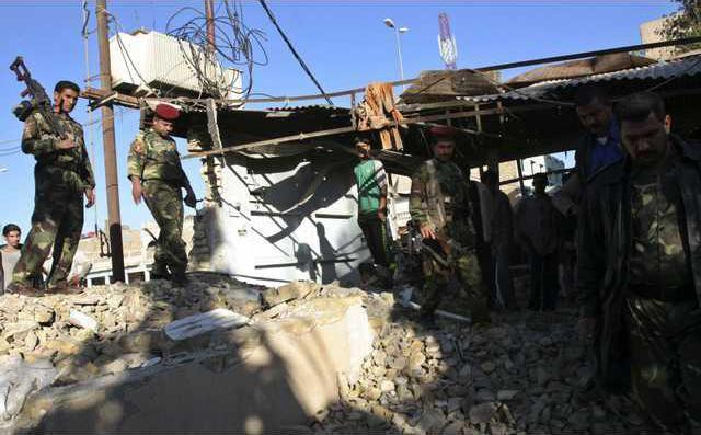 IRAQ AMARAH BOMBING 5381636