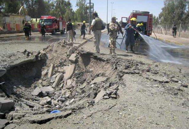 IRAQ BOMBING BAG113 5913872