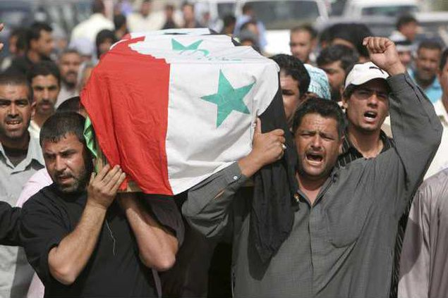 IRAQ VIOLENCE BAG10 5351427