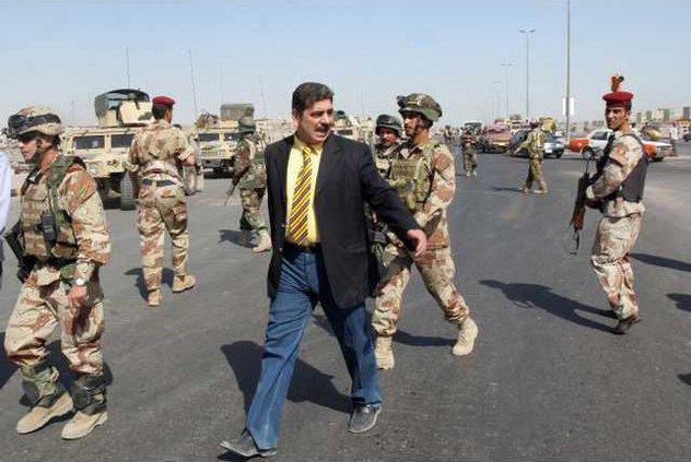 IRAQ VIOLENCE BAG11 5357188