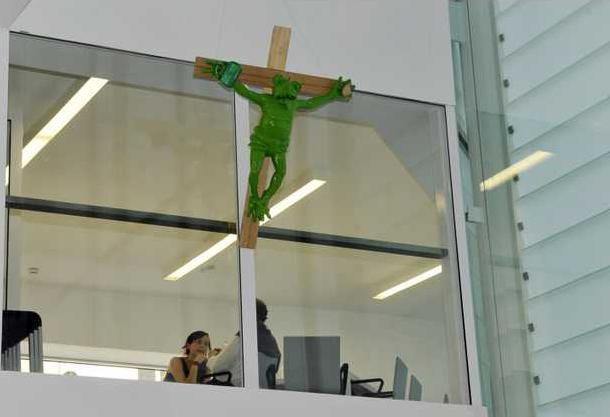 ITALY CRUCIFIED FRO 5491763