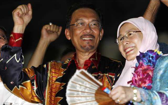 Malaysia Anwar XVT1 5392533