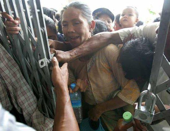 Myanmar Cyclone One 5314161