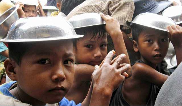 Myanmar Cyclone XKC 7269147