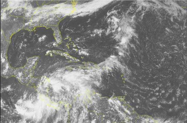 NOAA CARIBBEAN NY4C 5926622