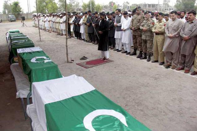 Pakistan Border Cla 5326021