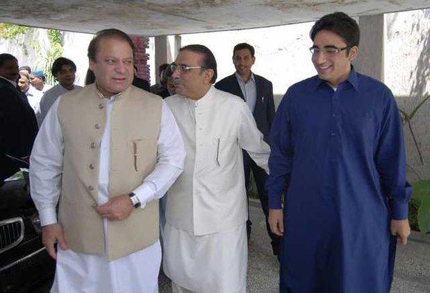 Pakistan Politics Heal