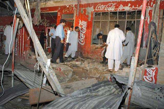 Pakistan Violence R 5356546