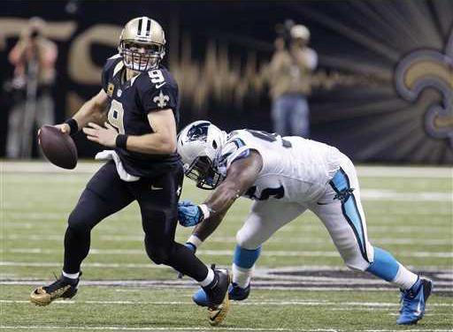 Panthers Saints Footb Heal