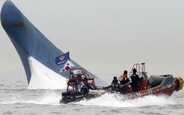 South Korea Ship Dang Heal