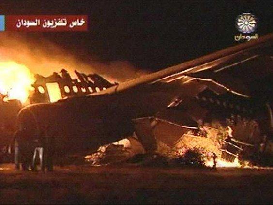 Sudan Plane Crash N 5337656