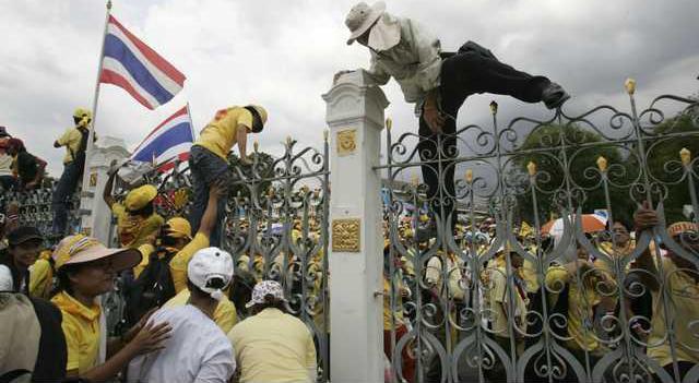 Thailand Political 5631378