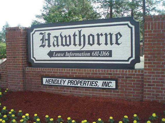 W Hendley Hawthorne