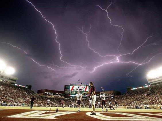 W lightning