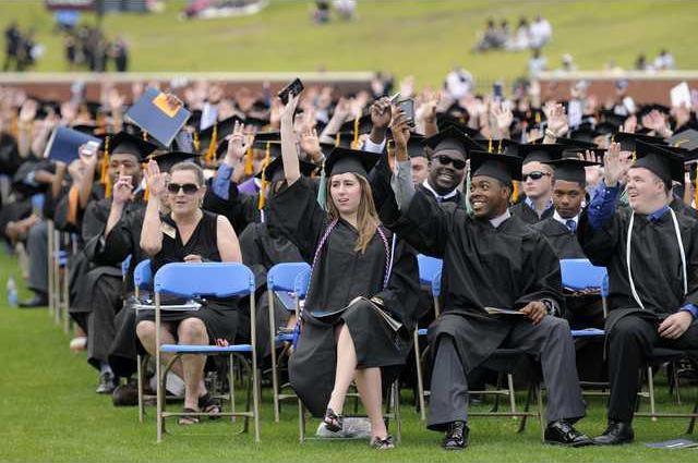 Gsu Graduation 2020.Aguilar Gsu More Diverse Today Statesboro Herald