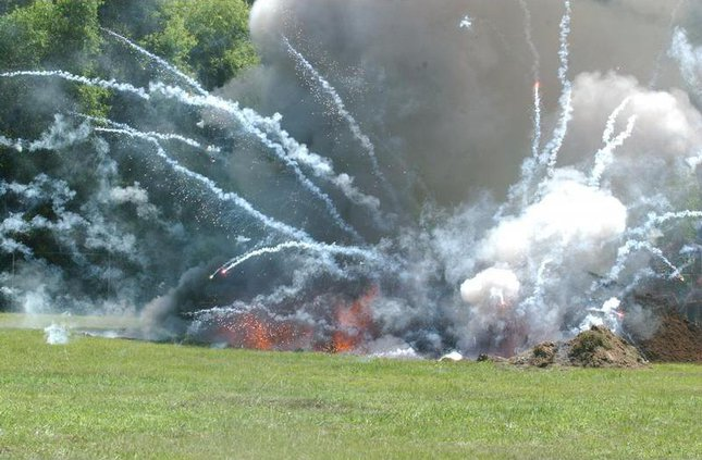 Check your fireworks, they may be illegal - Statesboro Herald