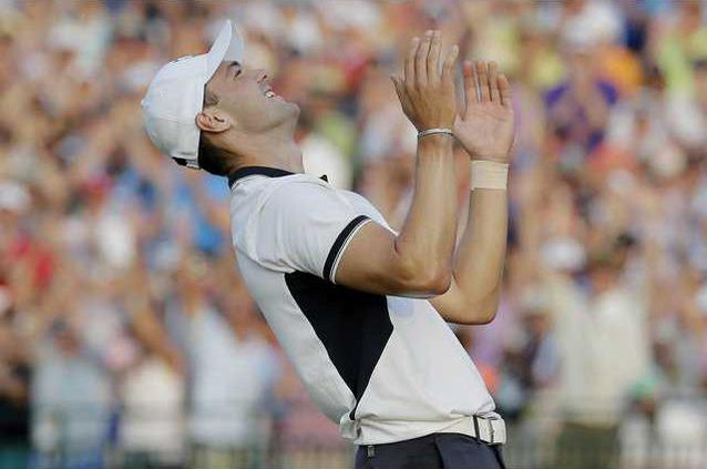 US Open Golf Werm
