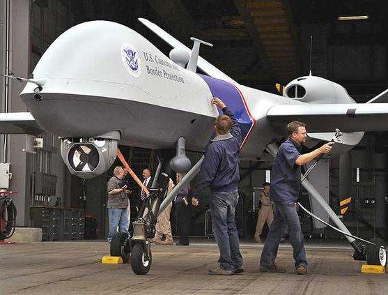 FAA Drones Heal