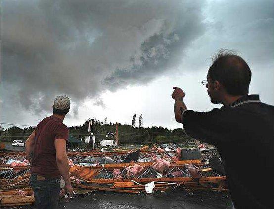 Montana Tornado Heal