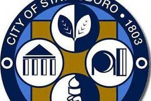 City of Statesboro seal