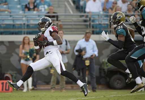 Falcons Jaguars Footb Heal