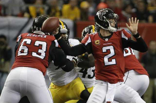 Steelers Falcons Foot Heal 1