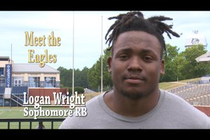 Meet the Eagles - Logan Wright