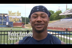 Meet the Eagles - Wesley Kennedy
