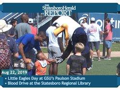 Statesboro Herald Report 8.22.19