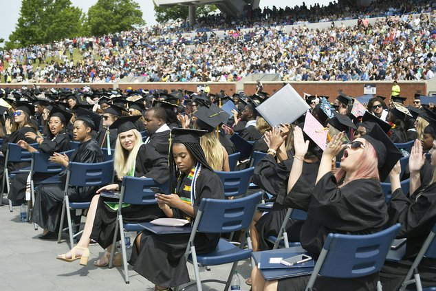 Gsu Graduation 2020.Gs To Let Students Choose Between Statesboro Savannah