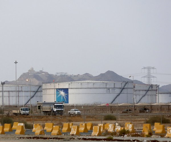 Saudi oil attack