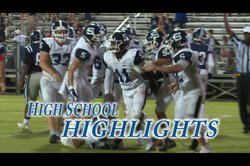 High School highlights - Sept. 20, 2019