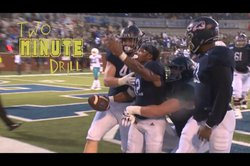 Two-minute drill -0 GA SOuthern vs CCU