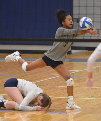Statesboro volleyball bows out of state playoffs