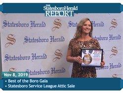 Statesboro Herald Report 11.08.19