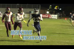 High School Highlights SHS vs New Hampstead