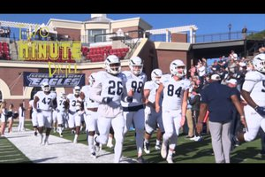 Two-Minute drill GA Southern at Troy