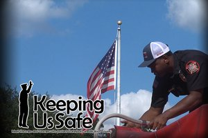 Keeping Us Safe: Marcell Farmer