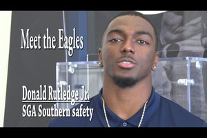 Meet the Eagles - Donald Rutledge Jr.