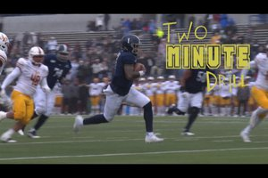 Two-Minute drill - GA Southern vs ULM