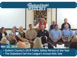Statesboro Herald Report 11.22.19
